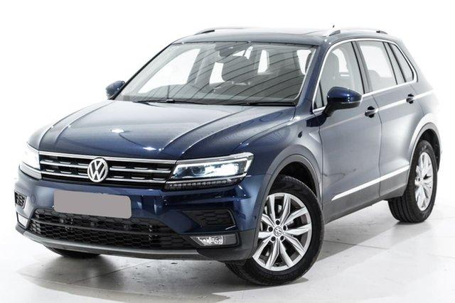 Used Volkswagen Tiguan 5N MY19.5 132TSI DSG 4MOTION Comfortline, 2019 Volkswagen Tiguan 5N MY19.5 132TSI DSG 4MOTION Comfortline Blue 7 Speed
