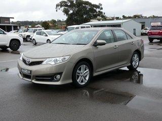 2013 Toyota Camry ASV50R Atara SL Bronze 6 Speed Sports Automatic Sedan.