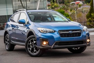 2020 Subaru XV G5X MY20 2.0i-L Lineartronic AWD 8u 7 Speed Constant Variable Wagon.