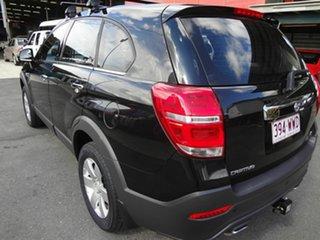 2016 Holden Captiva CG MY16 5 LS (FWD) Black 6 Speed Automatic Wagon.