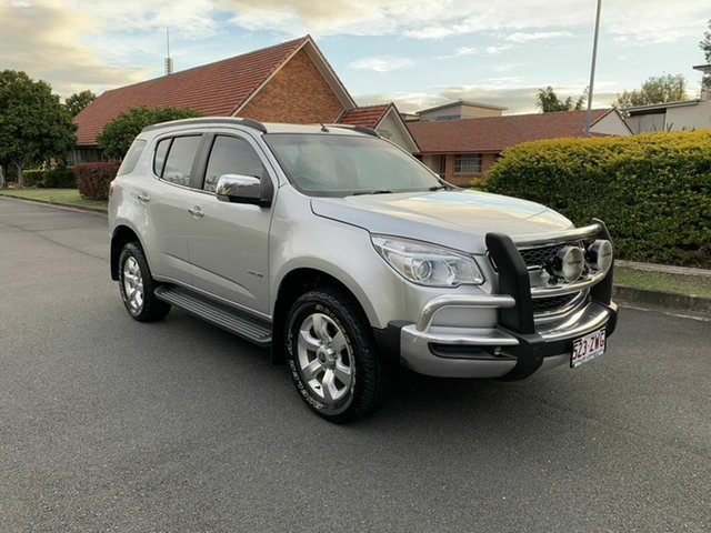 Used Holden Colorado 7 RG LTZ, 2013 Holden Colorado 7 RG LTZ Silver 6 Speed Automatic Wagon