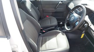 2006 Volkswagen Polo 9N MY2006 Match White 5 Speed Manual Hatchback