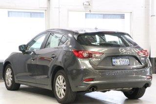 2017 Mazda 3 BN MY17 Maxx Grey 6 Speed Automatic Hatchback