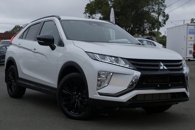 Used Mitsubishi Eclipse Cross YA MY19 Black Edition 2WD, 2019 Mitsubishi Eclipse Cross YA MY19 Black Edition 2WD Starlight 8 Speed Constant Variable Wagon