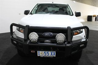 2018 Ford Ranger PX MkII 2018.00MY XL Double Cab White 6 Speed Sports Automatic Utility