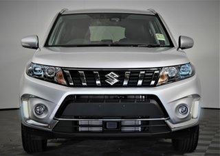 2020 Suzuki Vitara LY Series II Turbo 2WD Silky Silver 6 Speed Sports Automatic Wagon.