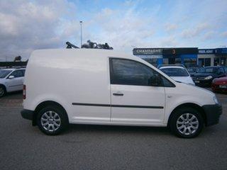 2006 Volkswagen Caddy 2KN SWB White 5 Speed Manual Van