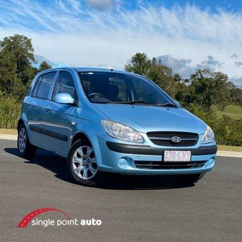 Used Hyundai Getz  , 2009 Hyundai Getz Blue