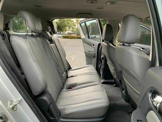 2013 Holden Colorado 7 RG LTZ Silver 6 Speed Automatic Wagon