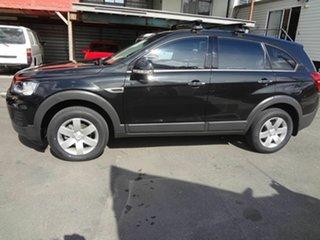 2016 Holden Captiva CG MY16 5 LS (FWD) Black 6 Speed Automatic Wagon