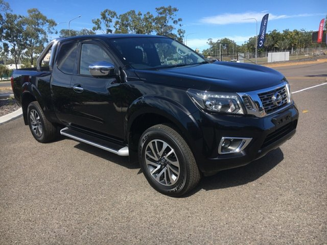 New Nissan Navara D23 S3 ST-X King Cab South Gladstone, 2019 Nissan Navara D23 S3 ST-X King Cab Black 7 Speed Sports Automatic Utility