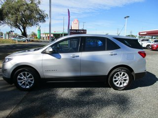 2018 Holden Equinox EQ MY18 LS+ FWD Silver 6 Speed Sports Automatic Wagon.