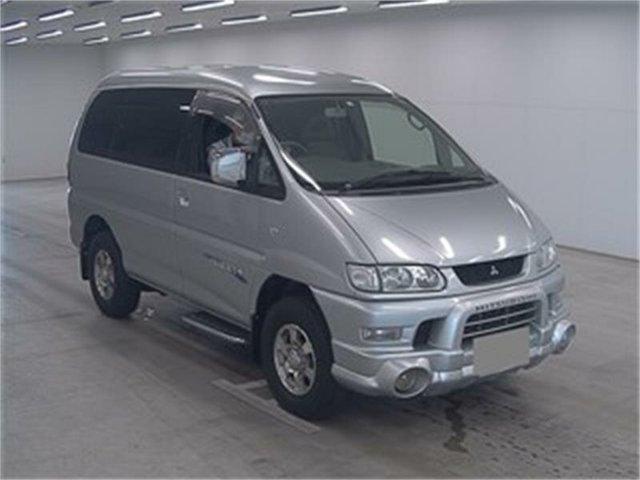 Used Mitsubishi Delica Leichhardt, 2005 Mitsubishi Delica PD6W Spacegear Silver Automatic Van Wagon