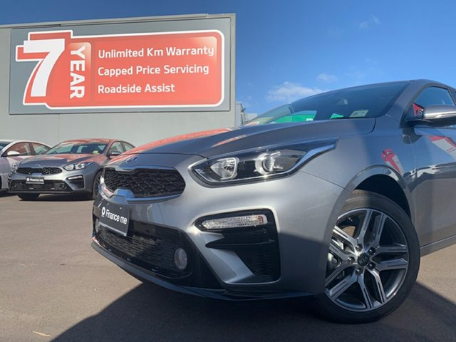 Demo Kia Cerato BD MY20 Sport Cheltenham, 2020 Kia Cerato BD MY20 Sport Steel Grey 6 Speed Sports Automatic Sedan