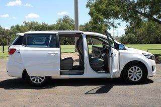 2015 Kia Carnival YP S White Sports Automatic