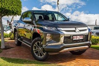 2020 Mitsubishi Triton MR MY20 GLX-R Double Cab U28 6 Speed Sports Automatic Utility.
