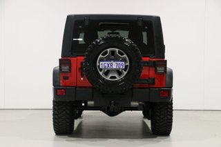 2014 Jeep Wrangler Unlimited JK MY13 Rubicon (4x4) Red 5 Speed Automatic Softtop