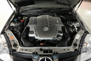 2006 Mercedes-Benz SLK-Class R171 SLK55 7 Speed Automatic Roadster