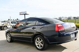 2005 Mitsubishi 380 DB LS Blue 5 Speed Sports Automatic Sedan