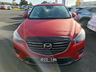 2016 Mazda CX-5 KE1032 Akera SKYACTIV-Drive AWD Red 6 Speed Sports Automatic Wagon.