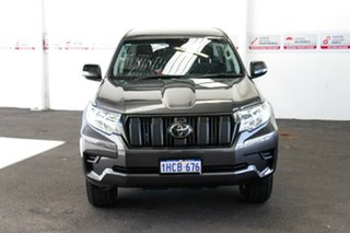 2019 Toyota Landcruiser Prado GDJ150R GX Graphite 6 Speed Sports Automatic Wagon.