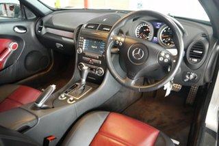 2006 Mercedes-Benz SLK-Class R171 SLK55 7 Speed Automatic Roadster.