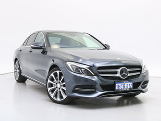2014 Mercedes-Benz C250 205 BlueTEC Grey 7 Speed Automatic Sedan.