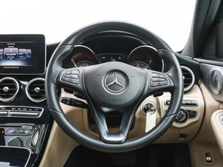 2014 Mercedes-Benz C250 205 BlueTEC Grey 7 Speed Automatic Sedan