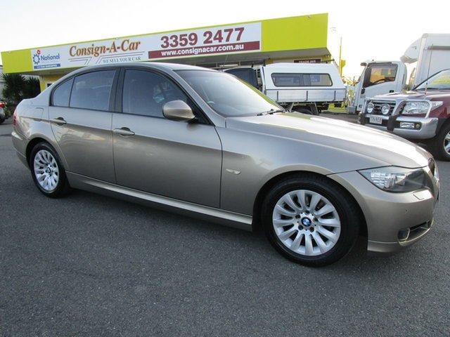 Used BMW 3 Series E90 MY09 320i Steptronic Executive, 2008 BMW 3 Series E90 MY09 320i Steptronic Executive Gold 6 Speed Sports Automatic Sedan
