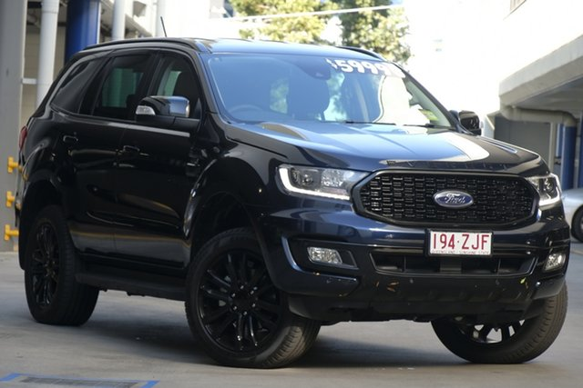 Demo Ford Everest  , EVEREST SPORT SUV 3.2L TDCI 6SPD AUTO 4WD
