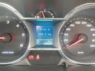 2015 Holden Captiva CG MY16 LTZ AWD Grey 6 Speed Sports Automatic Wagon