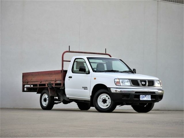 Used Nissan Navara D22 S3 DX, 2000 Nissan Navara D22 S3 DX Manual Cab Chassis
