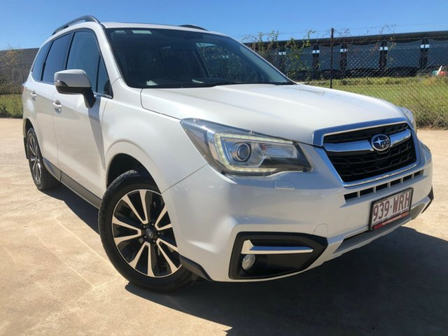 Used Subaru Forester S4 MY16 2.0D-S CVT AWD, 2016 Subaru Forester S4 MY16 2.0D-S CVT AWD White 7 Speed Constant Variable Wagon