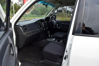 2016 Mitsubishi Pajero NX MY16 GLX White 5 Speed Sports Automatic Wagon