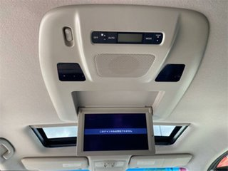 2010 Nissan Elgrand PE52 Highway Star Premium Silver Constant Variable Wagon