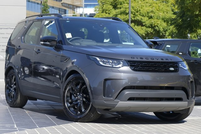 Demo Land Rover Discovery Series 5 L462 MY20 SE Newstead, 2019 Land Rover Discovery Series 5 L462 MY20 SE Carpathian Grey 8 Speed Sports Automatic Wagon