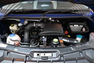 2015 Volkswagen Crafter 2EH1 MY15 35 High Roof LWB TDI340 Blue 6 Speed Manual Van