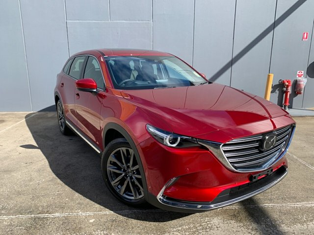 New Mazda CX-9 TC Azami SKYACTIV-Drive i-ACTIV AWD, 2020 Mazda CX-9 TC Azami SKYACTIV-Drive i-ACTIV AWD Soul Red Crystal 6 Speed Sports Automatic Wagon