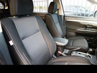 2015 Mitsubishi Outlander ZJ MY14.5 LS (4x4) Red Continuous Variable Wagon