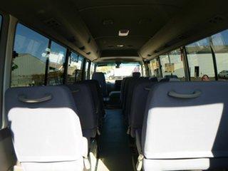 2014 Toyota Coaster XZB50R White Passenger Bus 4.0l