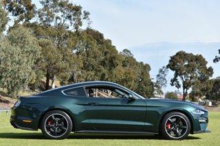 2019 Ford Mustang FN 2019MY BULLITT Fastback RWD Green 6 Speed Manual Fastback.