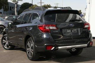 2018 Subaru Outback 2.5i Premium Grey Automatic Wagon.