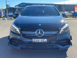 2017 Mercedes-Benz A-Class A45 AMG Black Sports Automatic Dual Clutch Hatchback.
