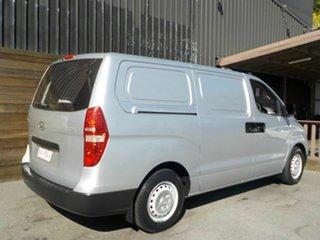 2009 Hyundai iLOAD TQ-V Crew Cab Silver 5 Speed Manual Van