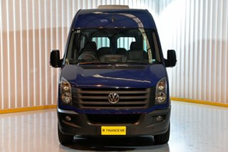 2016 Volkswagen Crafter 2EH1 MY16 35 TDI 340 LWB Blue 6 Speed Manual Van.