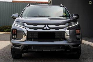 2020 Mitsubishi ASX XD MY20 LS 2WD U17 1 Speed Constant Variable Wagon.