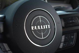 2019 Ford Mustang FN 2019MY BULLITT Fastback RWD Green 6 Speed Manual Fastback