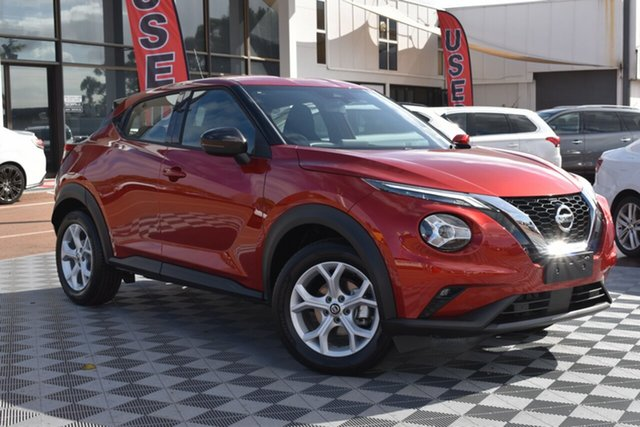 New Nissan Juke F16 ST+ DCT 2WD, 2020 Nissan Juke F16 ST+ DCT 2WD Fuji Sunset Red 7 Speed Sports Automatic Dual Clutch Hatchback