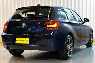2014 BMW 116i F20 MY0314 Steptronic Blue 8 Speed Sports Automatic Hatchback