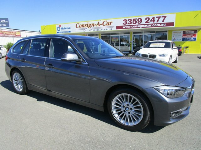 Used BMW 320i F31 MY0813 Touring Kedron, 2014 BMW 320i F31 MY0813 Touring Grey 8 Speed Sports Automatic Wagon